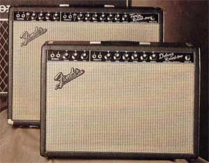 Twin Reverb & Deluxe Reverb